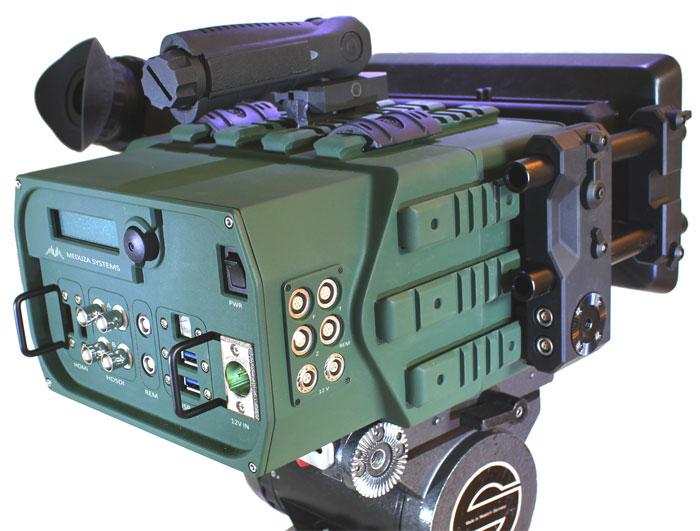 3D-камера Meduza Titan, внешний вид