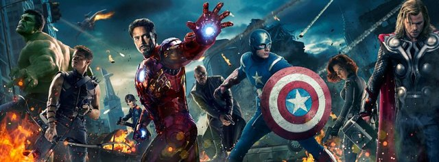 Дополнительные материалы к 3D-фильму «Мстители» на дисках Blu-Ray 3D