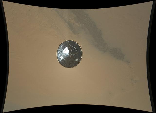 Mars Descent Imager (MARDI): приземление Curiosity