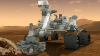 Первые стерео 3D-фото поверхности Марса!