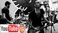 YouTube 3D-клип «Lost In America» от панк-группы Downtown Struts