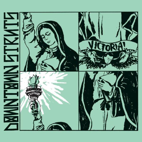 YouTube 3D-клип «Lost In America» из Альбова «Victoria!» панк-группы Downtown Struts