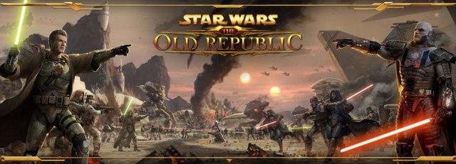 Star Wars: The Old Republic от Electronic Arts на gamescom 2012