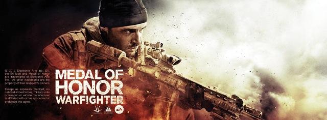Medal of Honor Warfighter от Electronic Arts на gamescom 2012