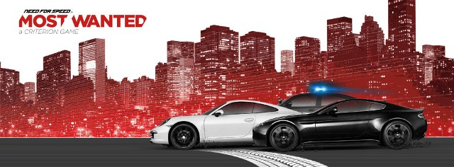 Need for Speed Most Wanted от Electronic Arts на gamescom 2012