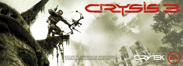 Crysis 3 от Electronic Arts на gamescom 2012