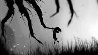 Монохромная игра Limbo с поддержкой стерео 3D