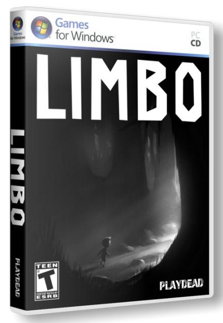 Черно-белая игра Limbo с поддержкой стерео 3D