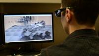 NASA: марсоход Curiosity управляется в игровой 3D-среде