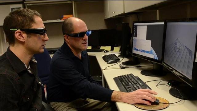 3D-симулятор Robot Sequencing and Visualization Program (RSVP) для Лаборатории Реактивного Движения NASA (Jet Propulsion Laboratory, JPL)