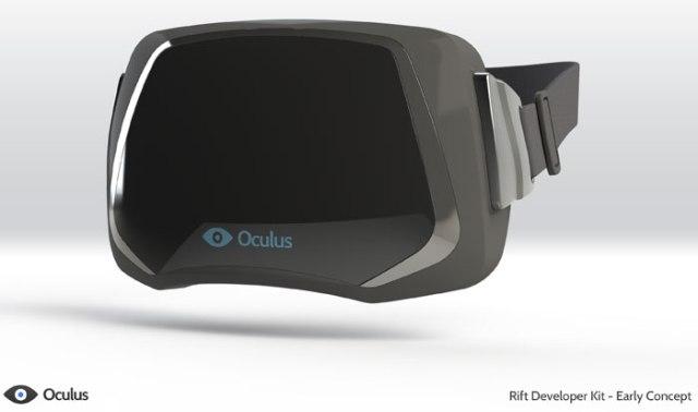 Надеваемый 3D-дисплей Oculus Rift на сайте Kickstarter