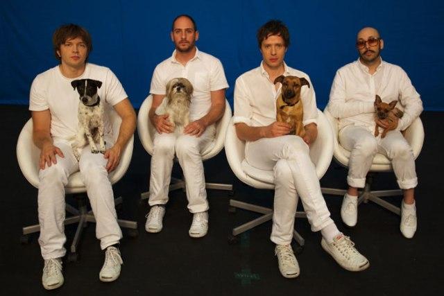 Музыкальный клип OK Go «White Knuckles» на YouTube 3D