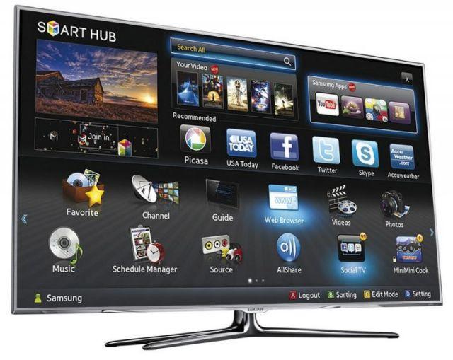 Phereo 3D Photo для «умных» ТВ от Samsung