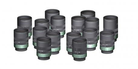 Оптика Delta 4K S3D