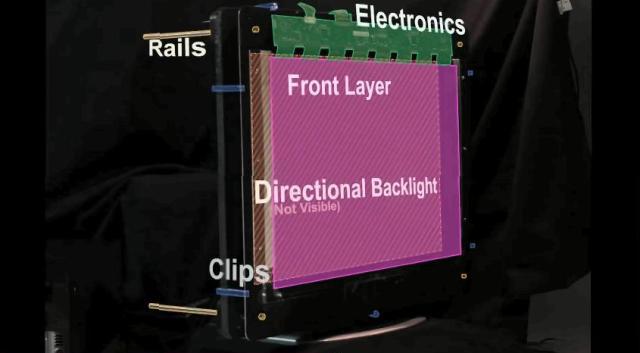 Технология тензорных 3D-дисплеев (Tensor display) без очков от MIT Media Lab