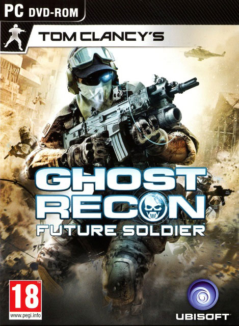 Tom Clancy's Ghost Recon: Future Soldier: игровой профиль TriDef 3D