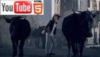 YouTube стерео 3D-реклама 3D-ТВ Panasonic Smart VIERA