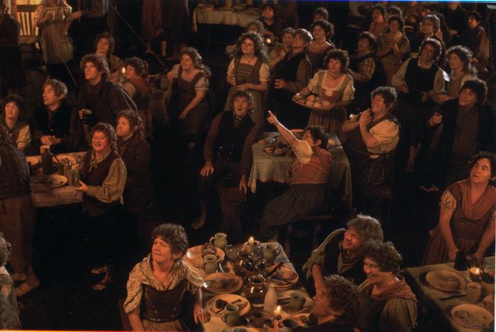 22 сентября – день рожденья Бильбо и Фродо Бэггинсов