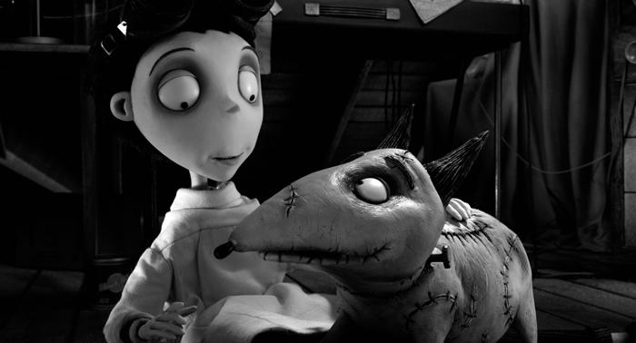 В конце сентября состоится премьера фильма «Франкенвини» в США