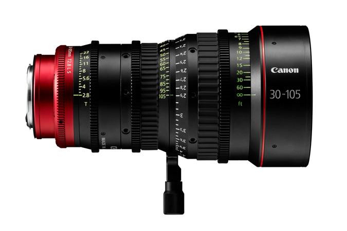 Объектив CN-E30–105mm T2.8 L S/SP