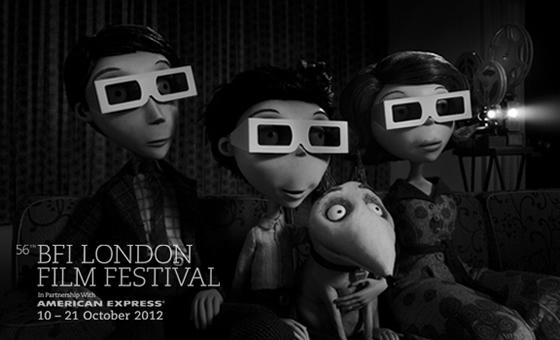 «Франкенвини» - фильм открытия 56th BFI London Film Festival
