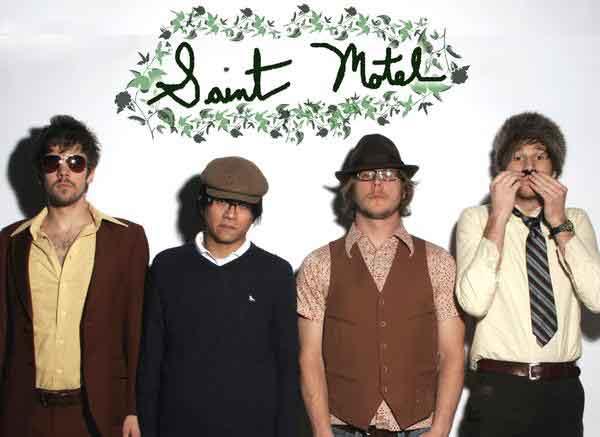 Концерт в 3D от американской группы Saint Motel
