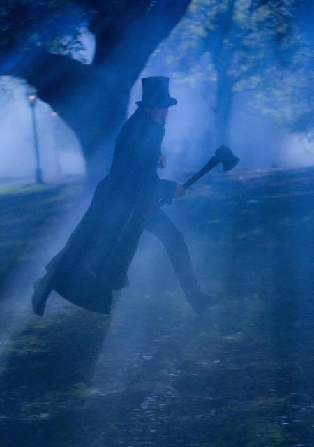 3D-триллер «Авраам Линкольн: Охотник на вампиров»