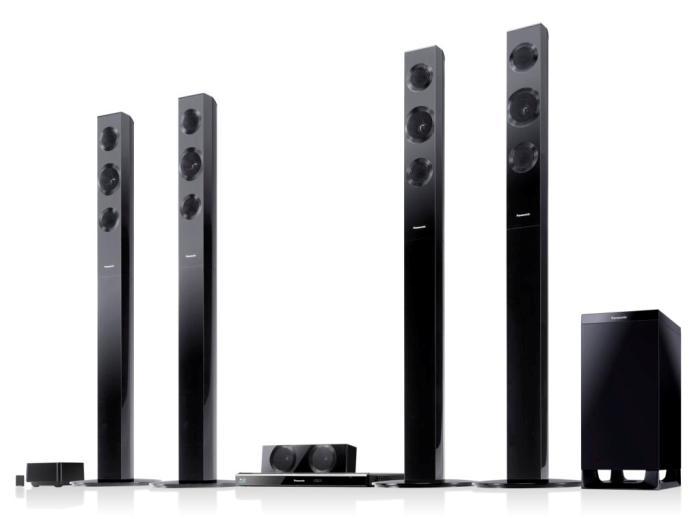 Full HD Blu-ray 3D-системы Panasonic DMP-BTT790 и DMP-BTT195