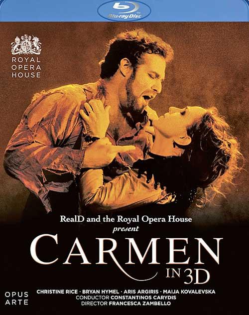 Bizet Carmen in 3D