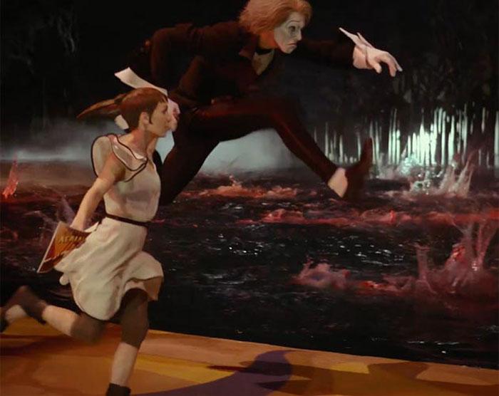 3D-фильм Джэймса Камерона открывает мир фантазий и снов Цирка Солнца