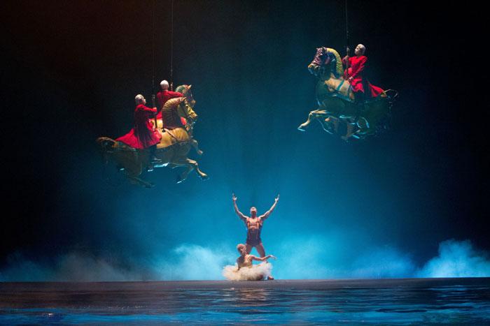 20 октября 2012 года состоится мировая премьера 3D-фильма «Цирк Солнца покоряет мир»