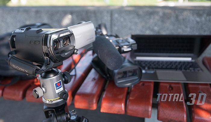 Техника для съемки 3D-кино