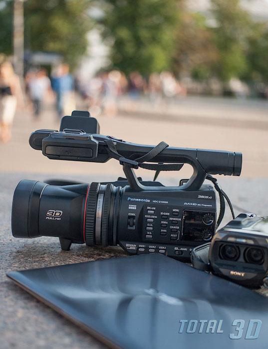 Снимаем 3D-кино вместе с Total3D.ru