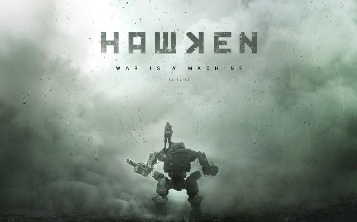 3D-игра Hawken для Oculus Rift