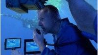 Джеймс Кэмерон показал отрывки из 3D-ленты о Марианской впадине