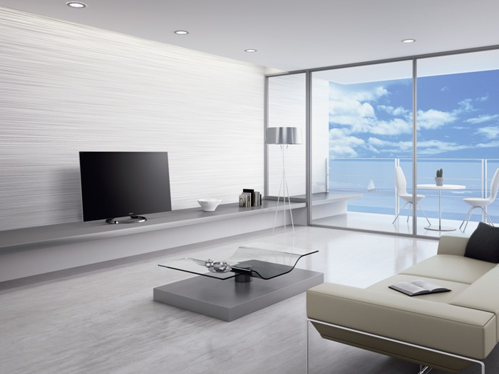 Full LED 3D-телевизор Sony HX95 на выставке IFA