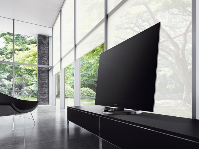 Full LED 3D-телевизор Sony HX95