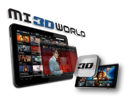 Портал  MI3DWORLD от MasterImage 3D