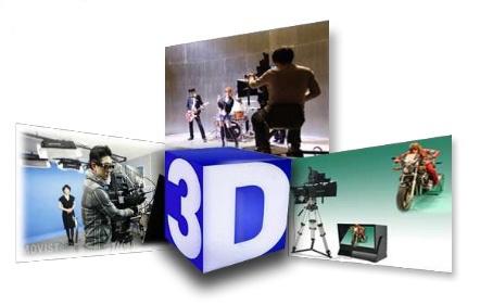 MasterImage Media оказывает полный пакет услуг по созданию 3D-контента