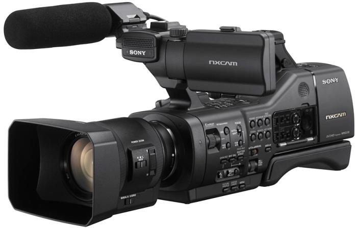 Sony NEX-EA50EH на выставке Photokina 2012