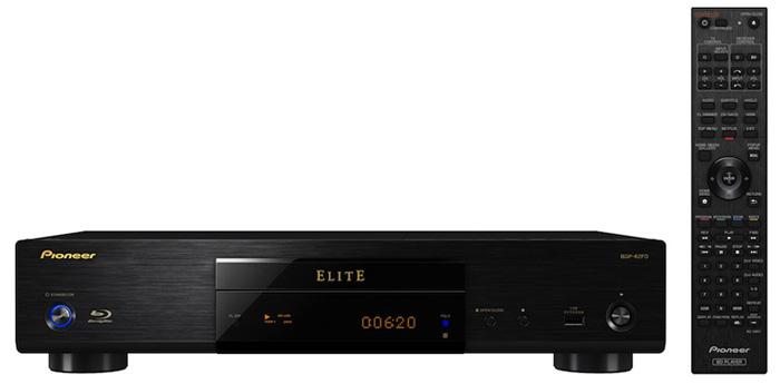 Blu-ray 3D-плеер BDP-62FD от Pioneer с технологией Marvell Qdeo