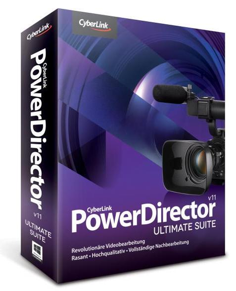 PowerDirector 11 от CyberLink