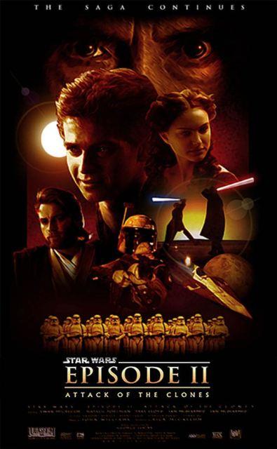 «Звездные войны: Эпизод 2 - Атака клонов»