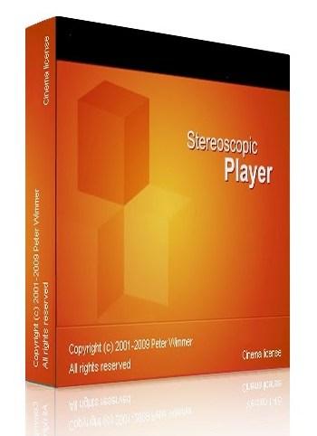 Многофункциональный программный 3D-проигрыватель Stereoscopic Player 1.9.1