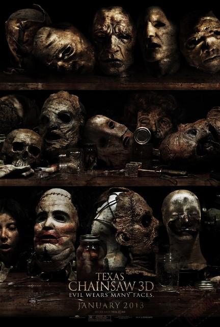 Мировая премьера 3D-ленты «Техасская резня бензопилой» назначена на 3 января 2013 года
