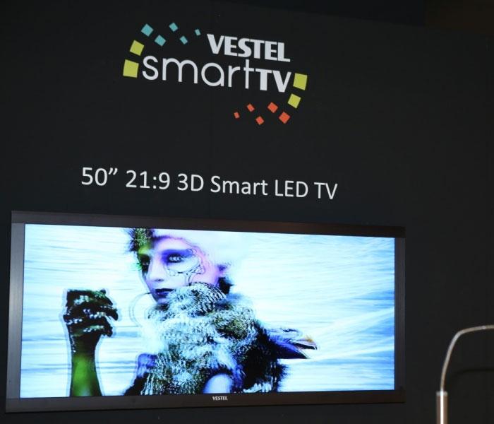 IFA 2012: автостереоскопические 3D Smart LED TV от Vestel