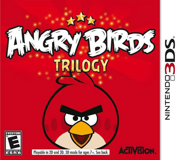 Angry Birds 3D – теперь для PlayStation 3 и Xbox 360