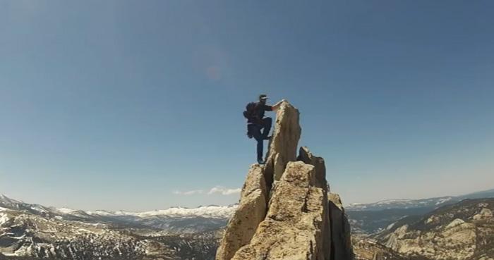 Blade Walker 3D: экстремальный альпинизм на YouTube 3D