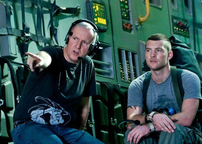 Джеймс Кэмерон (James Cameron) работает над продолжением «Аватара»