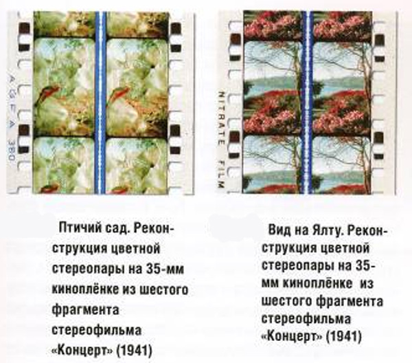 в рамках внеконкурсного показа будут демонстрироваться снятые еще в СССР трехмерные ретро кинофильмы
